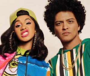 """Cardi B e Bruno Mars já trabalharam juntos antes de """"Please Me"""" em """"Finesse"""""""