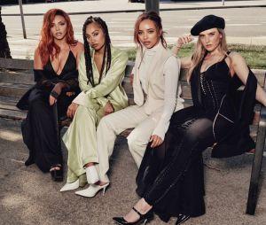 """Little Mix, donas do álbum """"LM5"""" e do clipe """"Think Abous Us"""", estão cotadas para o Rock In Rio 2019"""