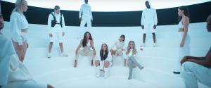 "Cotado para o Rock In Rio 2019, Little Mix lança clipe de ""Think About Us"""