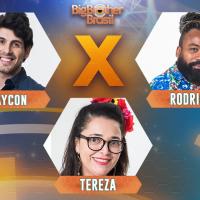 "Quem deve sair do ""BBB19"": Maycon, Rodrigo ou Tereza? Vote!"
