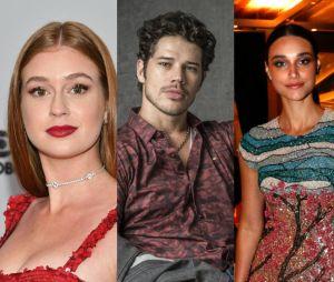O que podemos concluir com essa polêmica toda entre Débora Nascimento, José Loreto e Marina Ruy Barbosa?