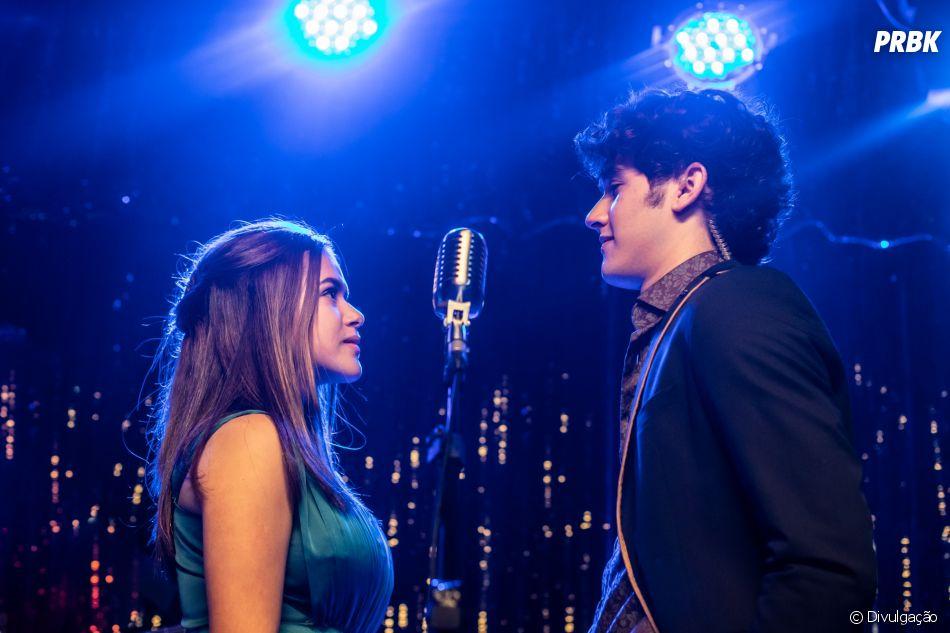 """Filme """"Cinderela Pop"""": Cintia Dorella (Maisa Silva) se apaixonará por Fredy Prince (Felipe Bragança)"""