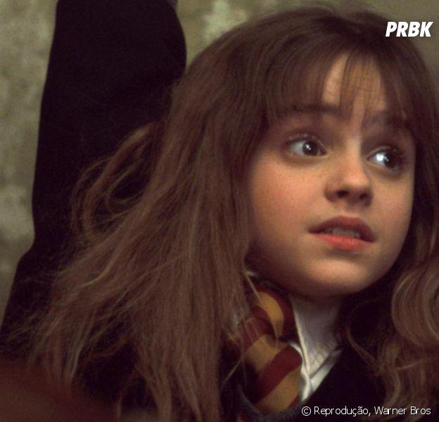 """Hermione (Emma Watson), de """"Harry Potter"""", e mais personagens da ficção que não perderiam a oportunidade de fazer textão no Facebook"""