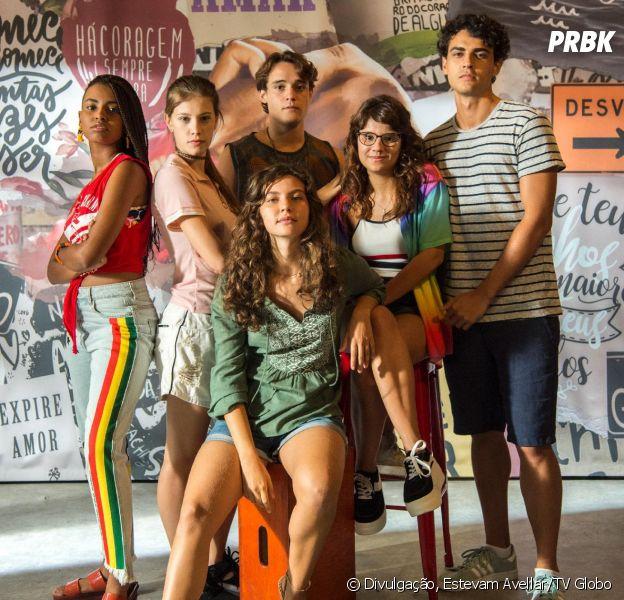 """De """"Malhação - Toda Forma de Amar"""": conheça os seis protagonistas"""