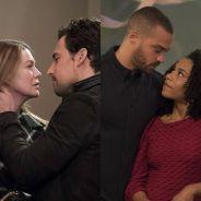 "Qual casal de ""Grey's Anatomy"" tem menos química: Meredith e DeLuca ou Jackson e Maggie?"