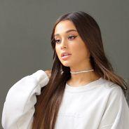 A Ariana Grande voltou a aparecer com o cabelo natural e todo mundo está amando