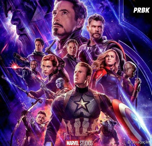 """Novo trailer de """"Vingadores: Ultimato"""" mostra que filme vai deixar os marvetes loucos!"""