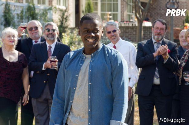"""Em """"Corra!"""" Daniel Kaluuya sofre com o mal do racismo"""