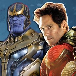 O brasileiro criou o plano perfeito pra derrotar o Thanos e tudo vai depender do Homem-Formiga