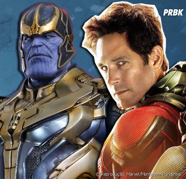 """""""Vingadores: Ultimato"""": memes de Thanos e Homem-Formiga ganham a internet"""