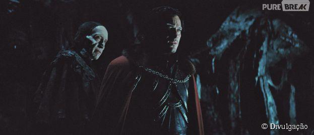 """Em """"Drácula: A História Nunca Contada"""", Luke Evans é o Vlad Tepes, príncipe romeno que se torna o vampiro mais famoso da história"""