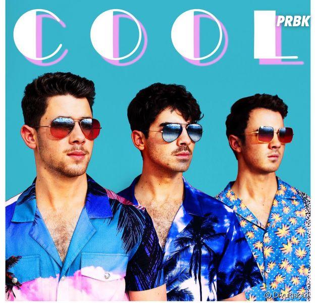 """Cool"": nova música dos Jonas Brothers será lançada na sexta-feira (5)"