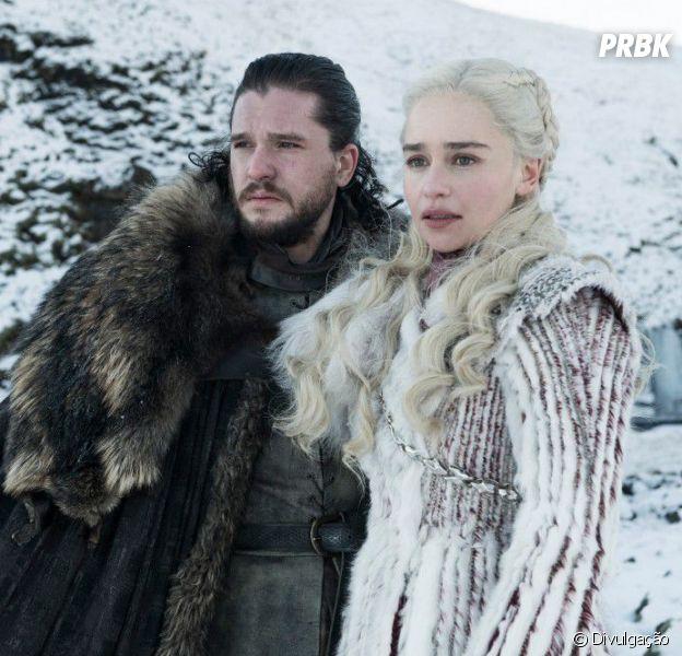 """Parece que nem os atores de """"Game of Thrones"""" sabem REALMENTE o que vai acontecer no final"""