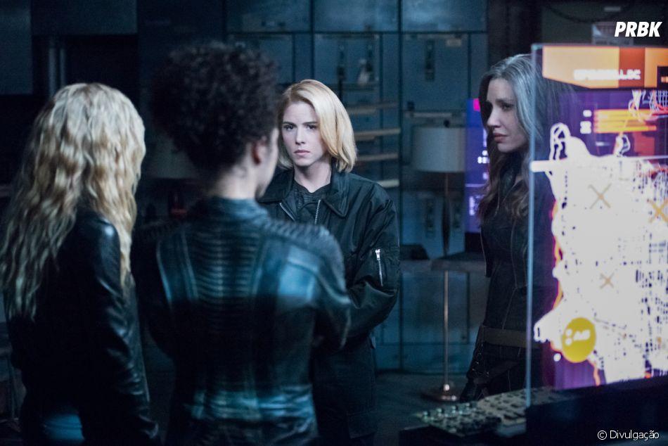 """Em """"Arrow"""": vem ver as Aves de Rapina nas novas imagens do episódio de homenagem"""