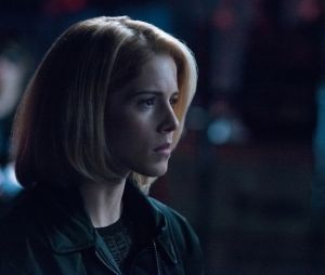 "Sara Lance(Caity Lotz),Laurel(Katie Cassidy Rodgers),Dinah(Juliana Harkavy) eFelicity(Emily Bett Rickards) vão causar no próximo episódio de ""Arrow"""