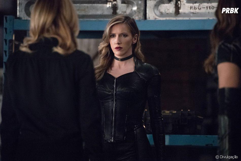 """Em """"Arrow"""":Laurel(Katie Cassidy Rodgers) decide virar vilã em novo episódio da série"""