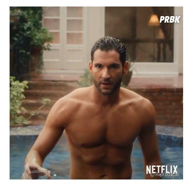 """De """"Lucifer"""": Netflix anuncia data de estreia da 4ª temporada"""