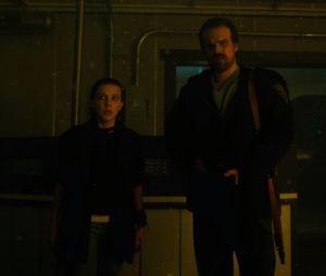 """Atores de """"Stranger Things"""" se tratam como pai e filha nos bastidores"""