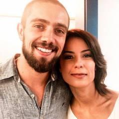 """Novela """"Império"""": Maria Clara beija Vicente e é vista por Cristina e Enrico"""
