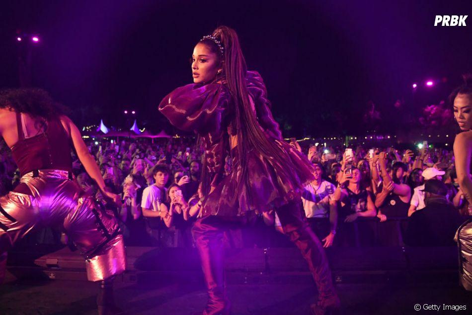 Ariana Grande faz show incrível no Coachella 2019 e os fãs só sabem falar disso