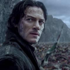 Luke Evans mostra um lado mais humano do conde Drácula nos cinemas