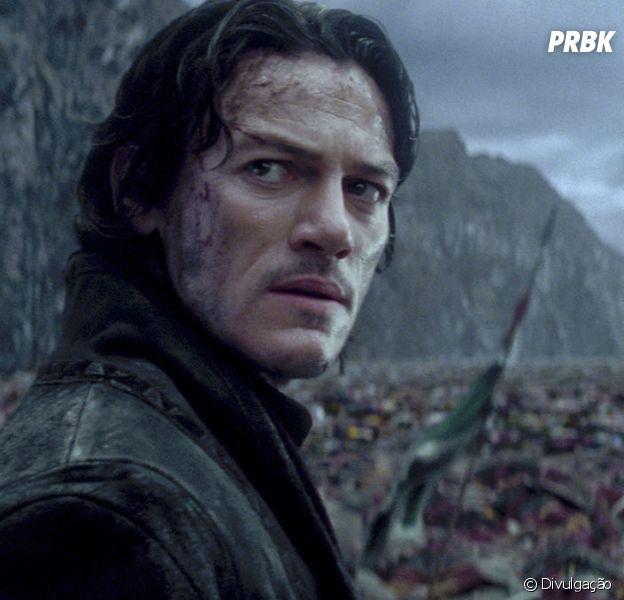 """O ator interpreta o famoso conde Drácula em """"Drácula - A História Nunca Contada"""""""