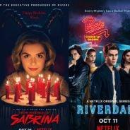 """""""Riverdale"""" e """"O Mundo Sombrio de Sabrina"""" têm 5 coisas em comum e a gente te conta quais são"""