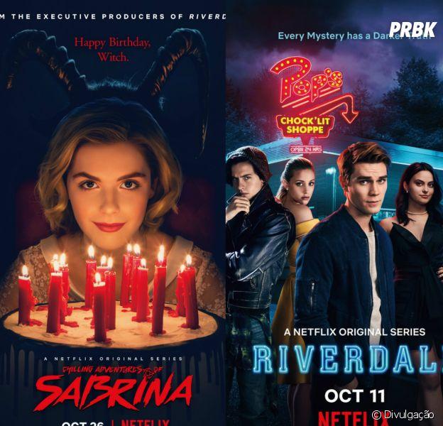"""""""Riverdale"""" e """"O Mundo Sombrio de Sabrina"""": 5 elementos em comum nas duas histórias"""