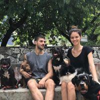"""Laura Neiva e Chay Suede podem estar """"grávidos"""" após três meses de casamento, diz blogueira!"""