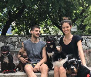 Parece que a Laura Neiva e o Chay Suede vão ter o primeiro bebê!