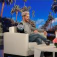 Zac Efron foi ao programa da Ellen DeGeneres e conheceu sua estátua de cera
