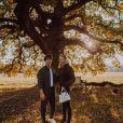 Olhem a foto maravilhosa protagonizada por esse casalzão que é Sophie Turner e Joe Jonas