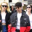 Sophie Turner e Joe Jonas estão sempre juntos e sempre felizes