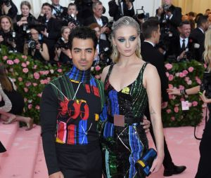 Joe Jonas e Sophie Turner no Met Gala 2019