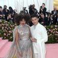Priyanka Chopra Jonas e Nick Jonas no Met Gala 2019