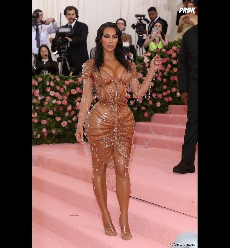 Kim Kardashian no Met Gala 2019 - Purebreak