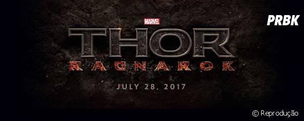 """""""Thor 3"""" traz de volta Chris Hemsworth e Tom Hiddleston"""