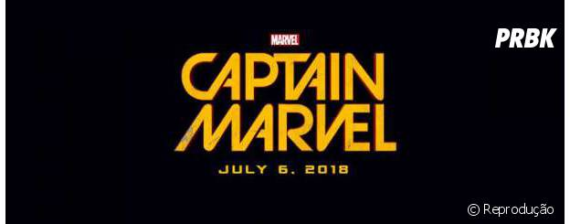 """""""Captain Marvel"""" será primeiro filme solo de uma super-heroína"""