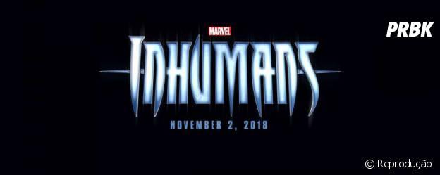 """""""Inhumanos"""" trará novo grupo de super-heróis"""