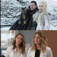"""Todo mundo é uma mistura de um personagem de """"Game of Thrones"""" e um de """"Grey's Anatomy"""""""