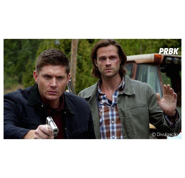 """Jensen Ackles sonhou que um dos irmãos Winchester morreria no final de """"Supernatural"""""""