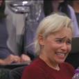 """Emilia Clarke e Kit Harington trocaram caretas ao lerem roteiro de morte em """"Game of Thrones"""""""