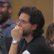 """O documentário de """"Game of Thrones"""" mostrou a reação dos atores ao lerem a cena final"""