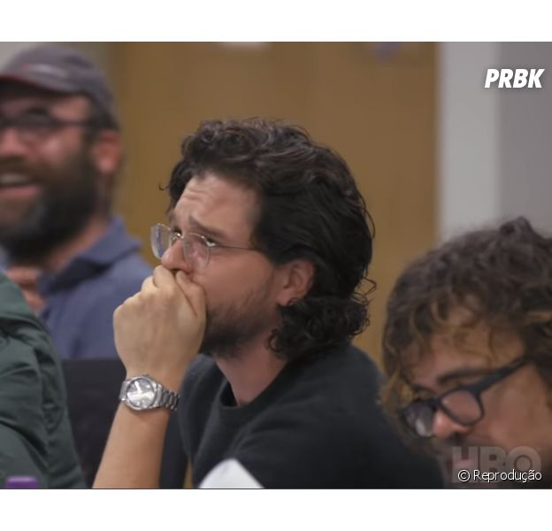 "Kit Harington chorou ao descobrir que Jon Snow mataria Daenerys (Emilia Clarke) em ""Game of Thrones"""
