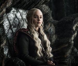 """Todos achavam que Daenerys (Emilia Clarke) poderia ser a dona do trono em """"Game of Thrones"""""""
