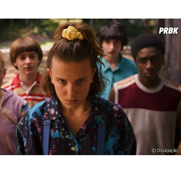 """Stranger Things"": Millie Bobby Brown disse que o final da série é assutador"