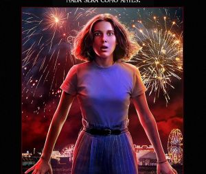 """""""Stranger Things"""": Eleven estará mais poderosa na 3ª temporada, diz Millie Bobby Brown"""
