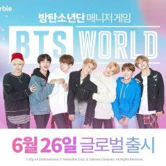Data de lançamento do BTS World foi revelada e nós já estamos super ansiosos para jogar