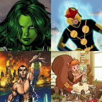Veja os 6 heróis que podem aparecer na Fase 4 de filmes da Marvel