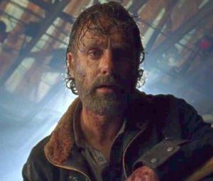 """Rick morreu nos quadrinhos de """"The Walking Dead"""""""